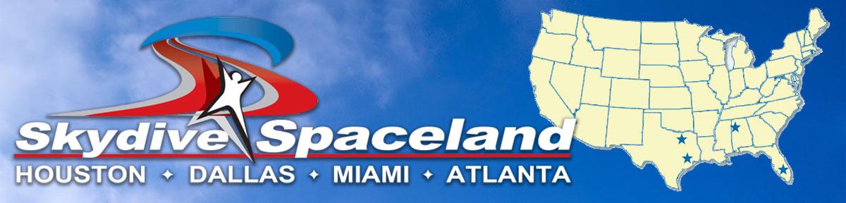Skydive Spaceland: Houston, Dallas, Atlanta, Miami