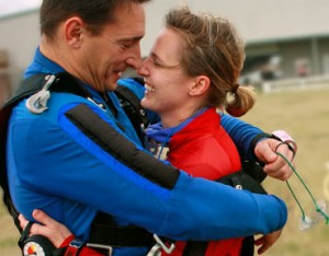 Skydiving Engagement