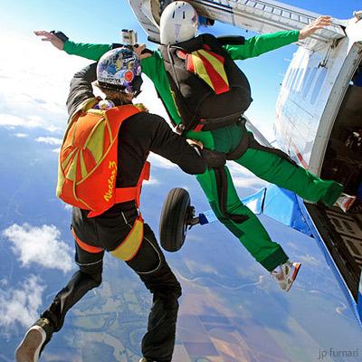 Skydiver Training Program