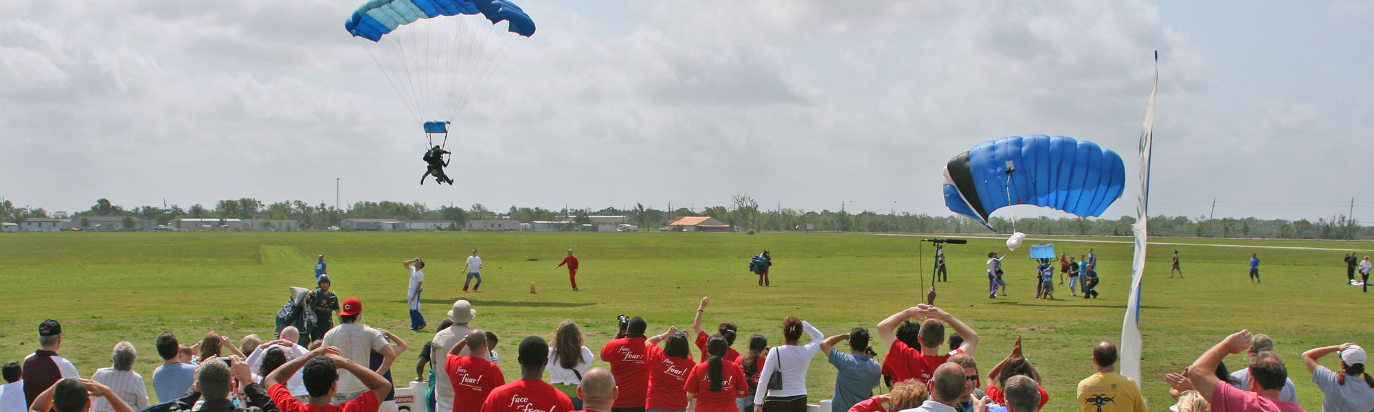 Skydive Spaceland Group Events