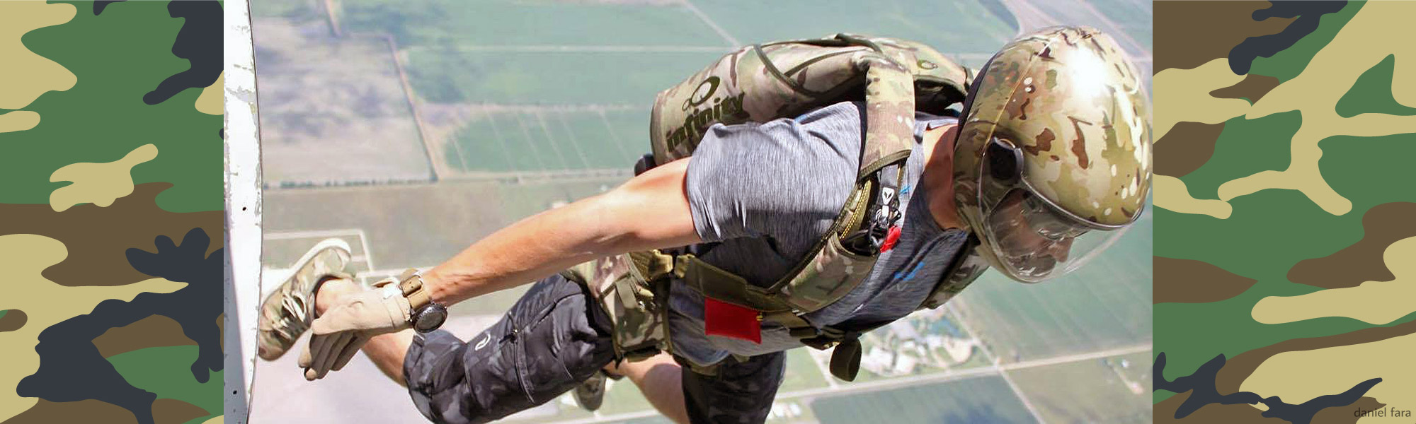 Skydive Spaceland military transition program