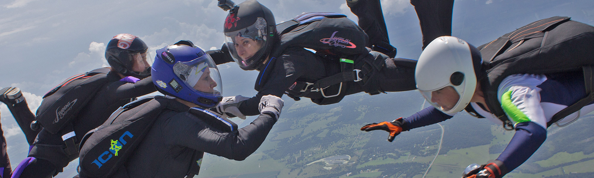 Skydive Spaceland Transitions Program
