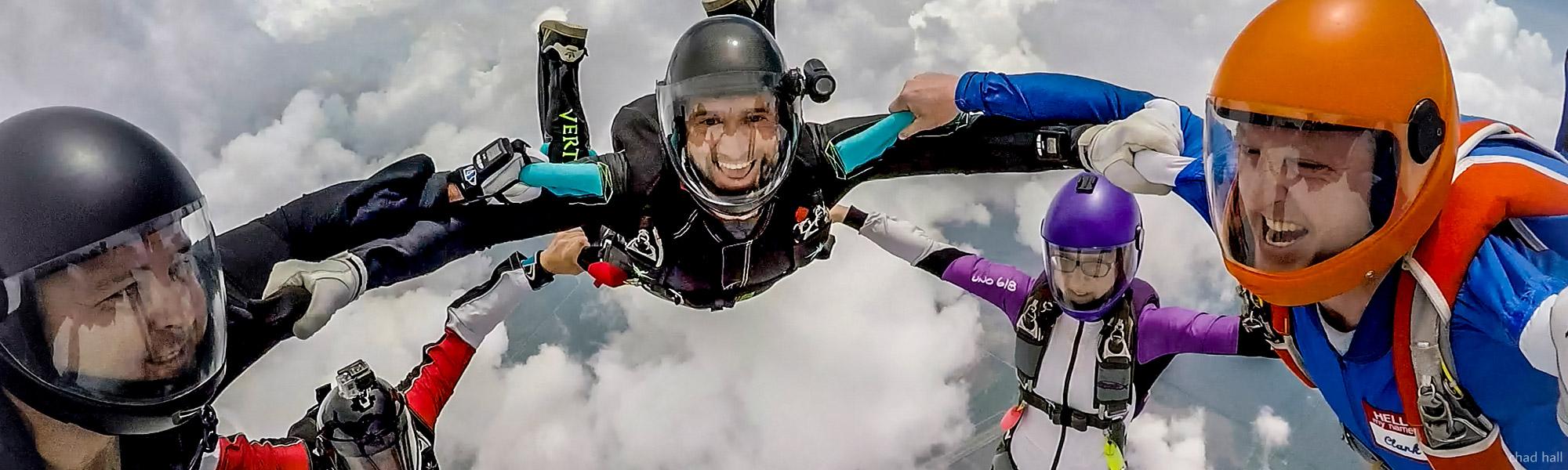 Skydiving Organizers
